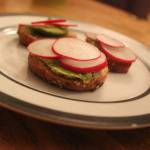 Wes Jackson and Wendell Berry Discuss Nature as Measure – Radish and Avocado Tartine