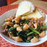 Broccoli Rabe Three Ways