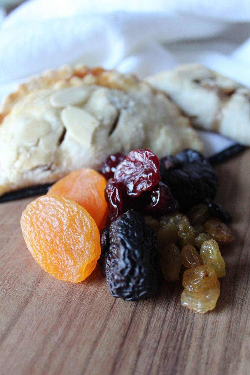 Dried Apricot, Fig, and Cherry Hand Pies // Runaway Apricot