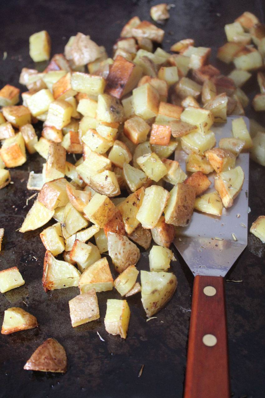 Perfect Roasted Potatoes | Runaway Apricot