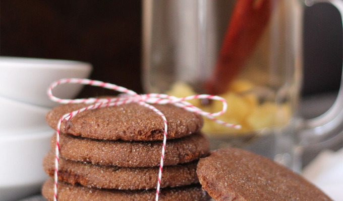 Ginger Spice Cookies