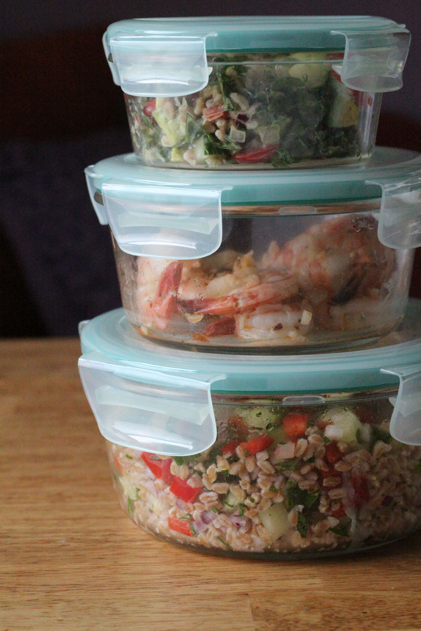 Healthy, Delicious, Varied, Meal Prep and Planning